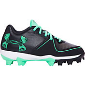 Under Armour Kids' Glyde 2.0 RM Softball Cleats