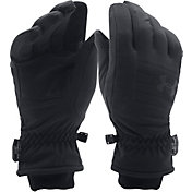 Under Armour Men's Gore Windstopper Running Gloves