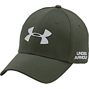 Under Armour Men's Headline Stretch Fit Golf Hat
