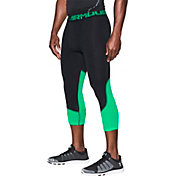 Under Armour Men's Armour CoolSwitch Three Quarter Length Leggings
