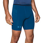 Under Armour Men's HeatGear Graphic Compression Shorts