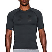 Under Armour Men's HeatGear Graphic Compression T-Shirt