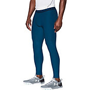 Under Armour Men's HeatGear Twist Print Compression Leggings