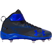Under Armour Men's Harper One Mid ST Baseball Cleats