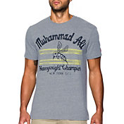 Under Armour Men's Roots Of Fight Muhammad Ali Bee Graphic T-Shirt