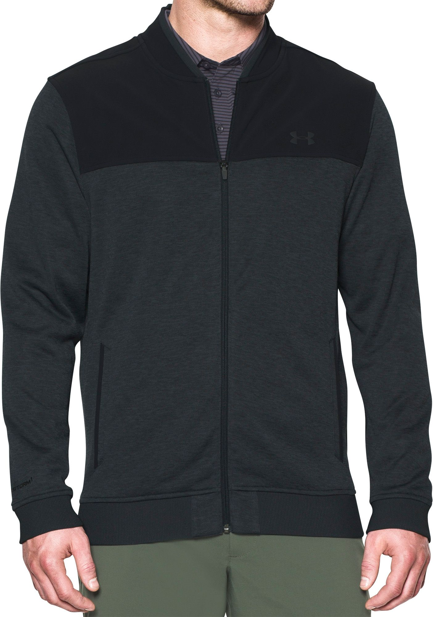 Under Armour Mens Storm Fleece Jacket DICKS Sporting Goods