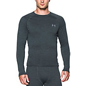 Under Armour Men's Base 3.0 Crew Long Sleeve Shirt