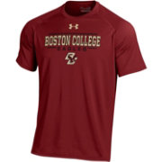 Under Armour Men's Boston College Eagles Maroon Tech Performance T-Shirt