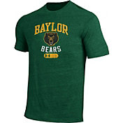 Under Armour Men's Baylor Bears Green Tri-Blend T-Shirt