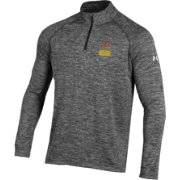 Under Armour Men's Central Michigan Chippewas Grey UA Tech Quarter-Zip Shirt
