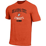 Under Armour Men's Oklahoma State Cowboys Orange Tri-Blend T-Shirt