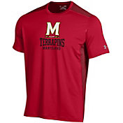 Under Armour Men's Maryland Terrapins Raid Performance Red T-Shirt