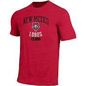 Under Armour Men's New Mexico Lobos Red Tri-Blend T-Shirt