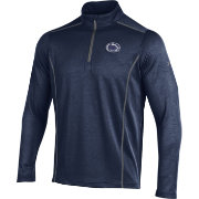 Under Armour Men's Penn State Nittany Lions Blue/Grey Validate Quarter-Zip Shirt