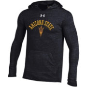 Under Armour Men's Arizona State Sun Devils Triblend Black Hoodie