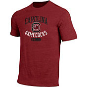 Under Armour Men's South Carolina Gamecocks Garnet Triblend T-shirt