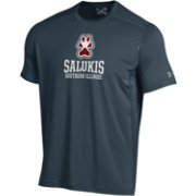 Under Armour Men's Southern Illinois  Salukis Raid Performance Maroon T-Shirt