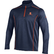 Under Armour Men's Syracuse Orange Blue/Orange Validate Quarter-Zip Shirt