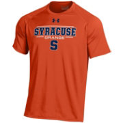 Under Armour Men's Syracuse Orange Orange Tech Performance T-Shirt