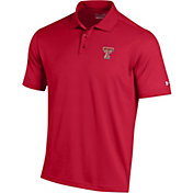 Under Armour Men's Texas Tech Red Raiders Red Performance Polo