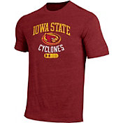 Under Armour Men's Iowa State Cyclones Cardinal Tri-Blend T-Shirt