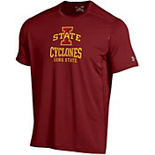Under Armour Men's Iowa State Cyclones Raid Performance Cardinal T-Shirt