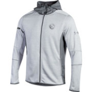 Under Armour NFL Combine Authentic Men's Pittsburgh Steelers Pinnacle Grey UA Storm Swacket
