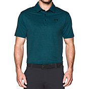 Under Armour Men's Playoff Honeycomb Golf Polo