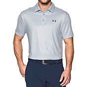 Under Armour Men's Playoff Herringbone Golf Polo