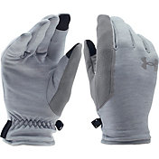 Under Armour Men's NoBreaks Armour Fleece Running Gloves