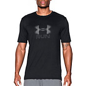 Under Armour Men's Run Icon Graphic T-Shirt