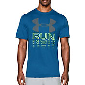 Under Armour Men's Run Rising Graphic T-Shirt
