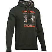 Under Armour Men's Rival Camo Fill Logo Hoodie