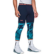 Under Armour Men's SC30 Three Quarter Length Basketball Leggings