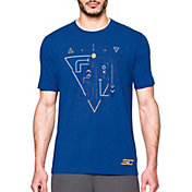 Under Armour Men's SC130 Iconic Warrior Graphic Basketball T-Shirt