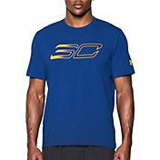 Under Armour Men's SC30 Faded Logo T-Shirt