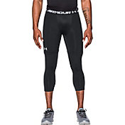 Under Armour Men's SC30 Lock In Three Quarter Length Compression Basketball Leggings