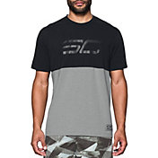 Under Armour Men's SC30 Mono Logo T-Shirt