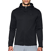 Under Armour Men's Scope Fleece Full-Zip Hoodie