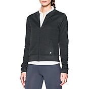 Under Armour Women's SweaterFleece Golf Jacket