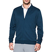 Under Armour Men's Storm SweaterFleece Full-Zip Golf Jacket