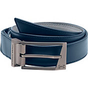 Under Armour Men's Stretch Reversible Leather Golf Belt