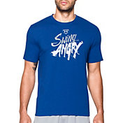 Under Armour Men's Swing Angry Graphic Baseball T-Shirt