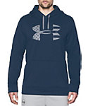 Under Armour Men's FREEDOM Storm Tonal Big Flag Logo Hoodie