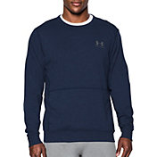 Under Armour Men's Tri-Blend Fleece Crewneck Sweatshirt