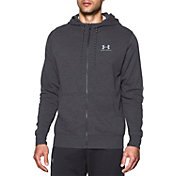 Under Armour Men's Sportstyle Fleece Full-Zip Hoodie
