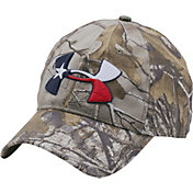 Under Armour Men's Texas Star Camo Hat