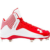 Under Armour Men's Yard Mid ST Baseball Cleat