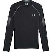 Under Armour Senior Hockey Grippy Fitted Top