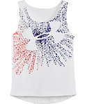 Under Armour Toddler Girls' Americana Tank Top